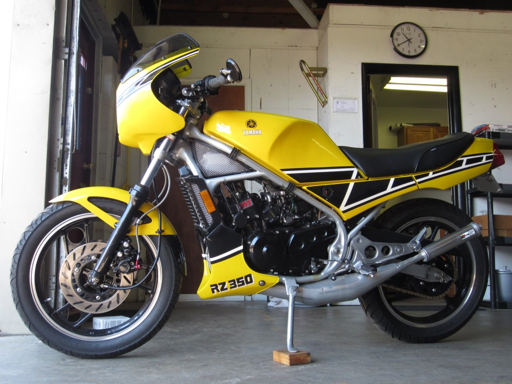 1984 RZ 350