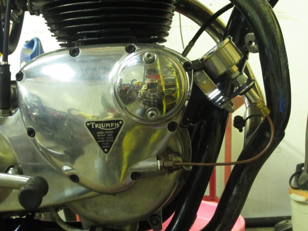 1973 Triumph  TR5T Trophy Trail
