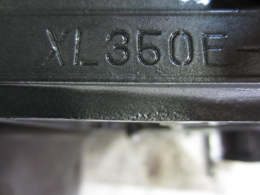 1973 XL350 Honda