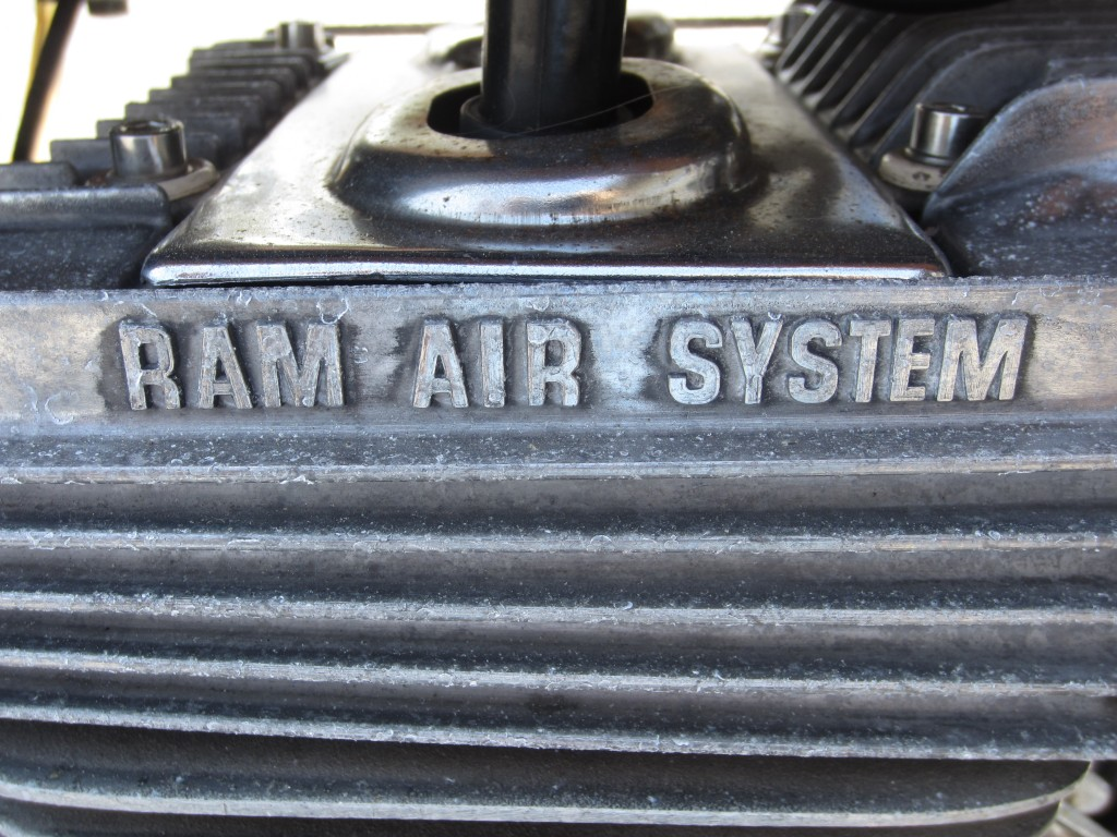 Ummm, I think RAM AIR is just a little bit of a stretch for a 185 2-stroke.... Just sayin.