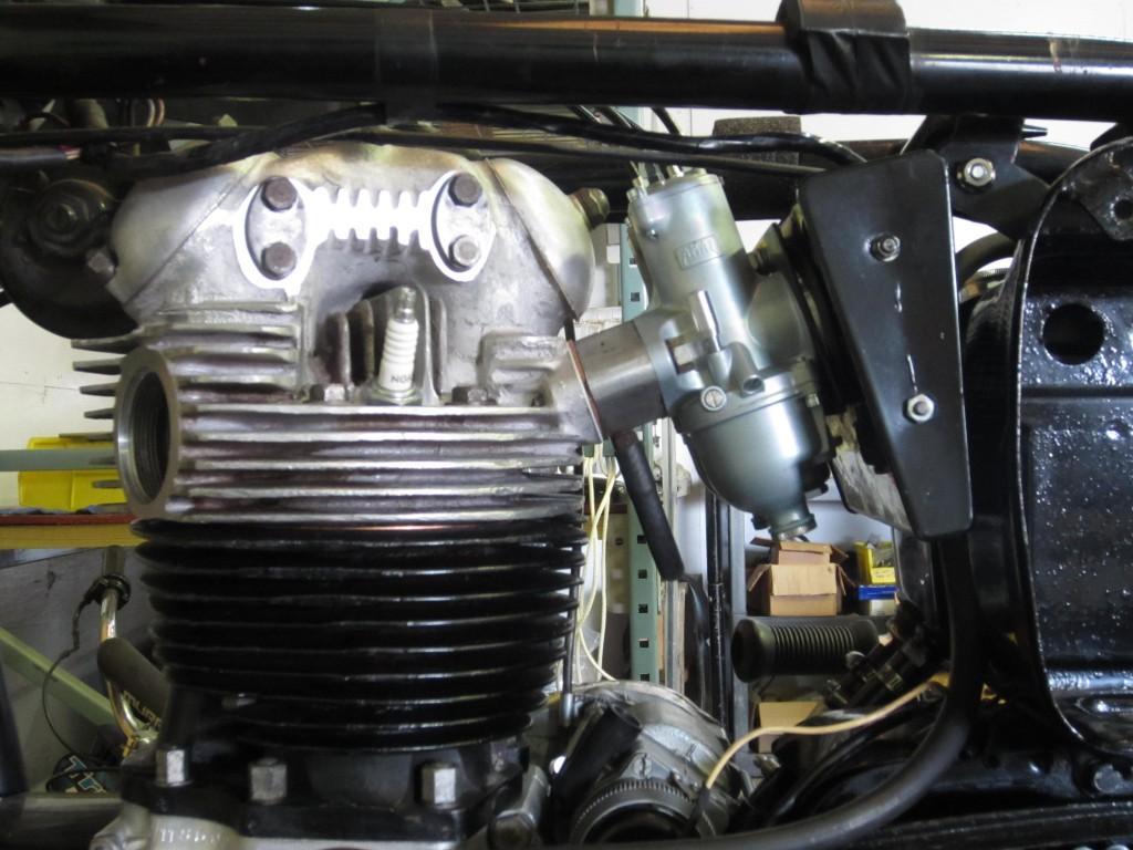 1966 Norton Atlas 750