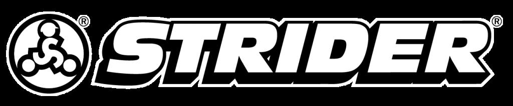 Strider company logo