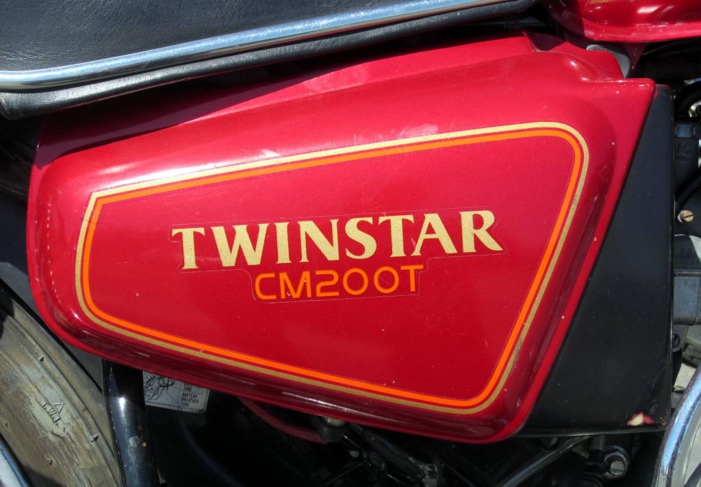 1981 Honda Twinstar