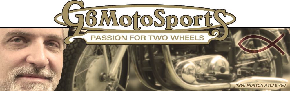 G6 MotoSports Motorcycle repair Richmond, Va. Triumph, Norton, BSA